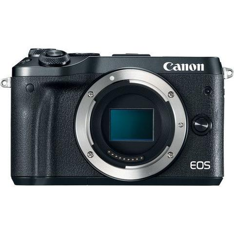 kredit Canon EOS M6 Mirrorless Digital Camera (Body Only)
