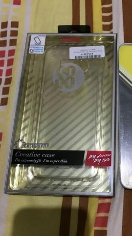 Remax Crystal Case S8