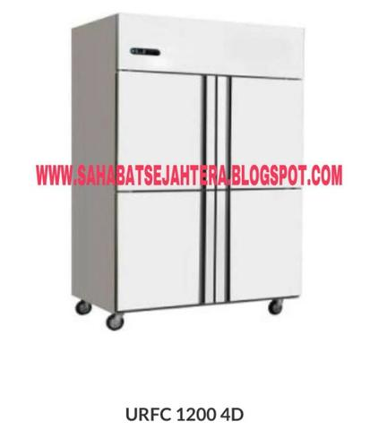 JUAL STAINLESS STEEL UPRIGHT COMBI FREEZER - CHILLER GEA!!!!!MURAH & BISA NEGO!!!!!