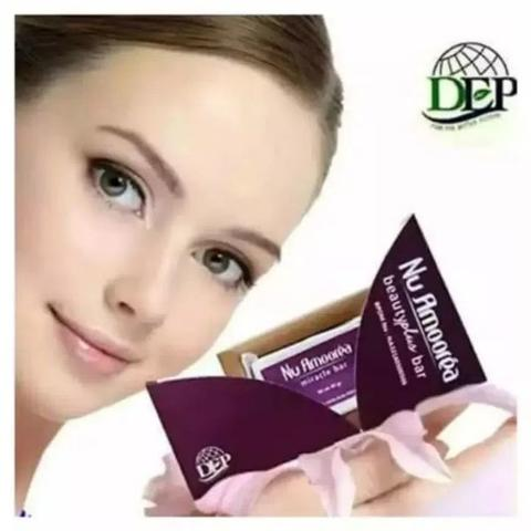 Sabun nu amoorea beauty plus bar 40 grm isi 1