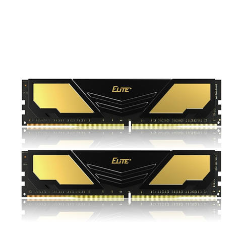 [JoJo CompTech] Team Elite Plus 2x4GB DDR4 PC21000 (TPD48G2666HC19DC01)