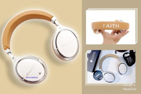 Headphone bluetooth BLUEDIO F2 (BLUEDIO FAITH F2) ISTINEWA