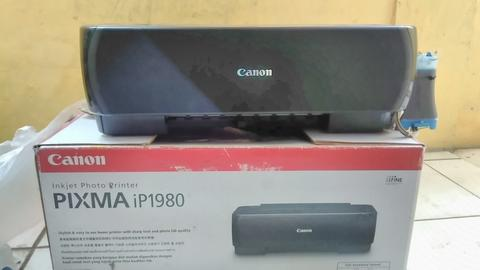 Printer Canon iP1980 Infus (Bandung Only)