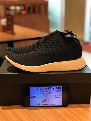 Adidas NMD CS2 PK Carbon Stealth Pack BNIB 100% Authentic IDIOT PRICE :)