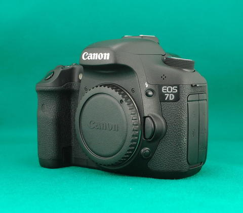Canon EOS 7D Mulus Like New Item SC 3650 Jepret