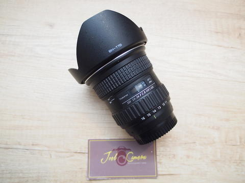 [JOEL] Tokina 11-16mm F2.8 DX For Nikon, LIKE NEW, Komplit @STCsenayan