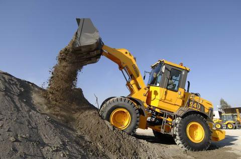 Jual murah wheel loader lonking