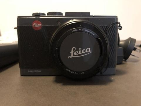 Leica D-Lux 6 G-Star Raw Edition Limited Second like new