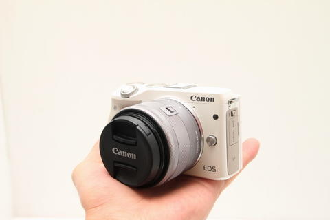 Mirrorless Canon EOS M3 15-45mm BONUS