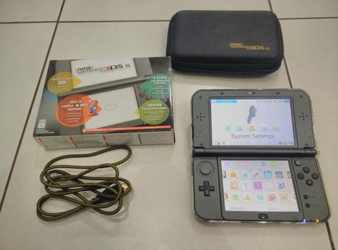 New 3DS XL Mulus Like New