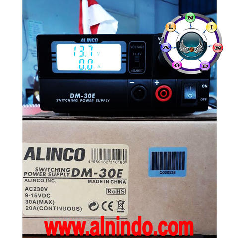 Power Supply Alinco dm-33E