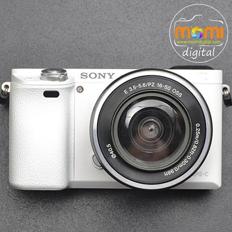 SONY A6000 KIT WHITE (code #9370)