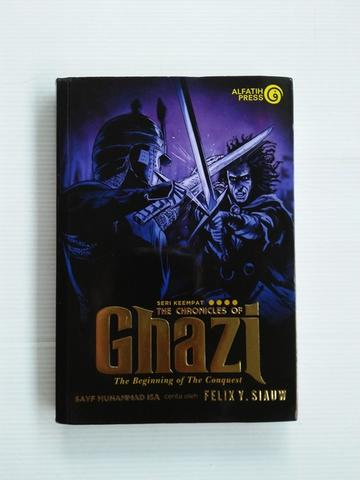 The Chronicles Of Ghazi