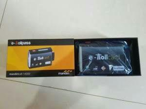 Dijual murah On Board Unit (OBU) / Etoll pass
