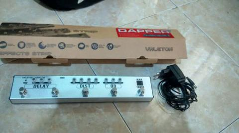 Efek Gitar Valeton Dapper Effect Strip