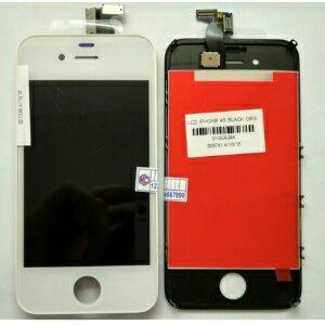 LCD + TOUCHSCREEN FULLSET IPHONE 4 CDMA