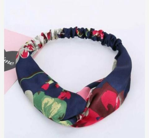 Headband Wide Edged Knot