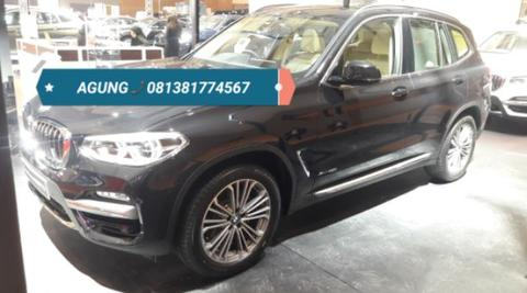 BMW X3 xDrive20i Luxury All New 2018