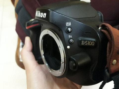 Nikon DSLR D5100 Body Only