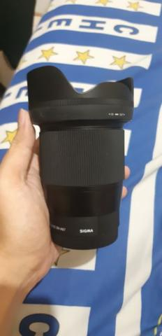 Sigma 16 mm F.14 For Sony