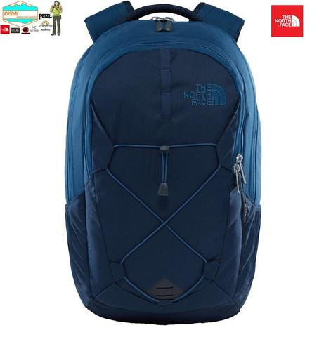 TNF THE NORTH FACE JESTER BACKPACK COLOUR BLUE WING TEAL ORIGINAL NEW WITH FULLTAG