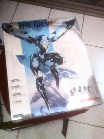 Kotobukiya metal gear ray