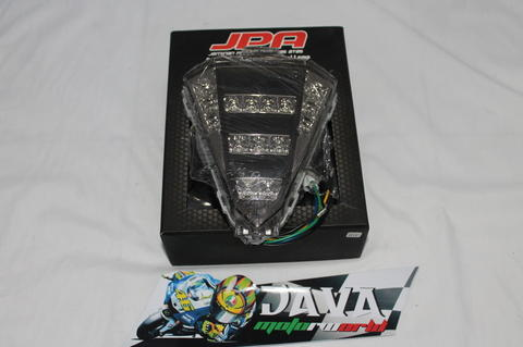 Stoplamp JPA 3 in 1 R15
