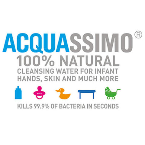 Acquasimmo Natural Cleansing Water