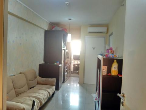 Apartemen Green Bay 2 Kamar 42m2 Furnish Tower F Tahap 2 View Laut