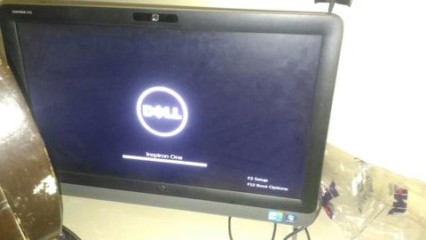 Dell All in One PC 2310 Core i3 rusak