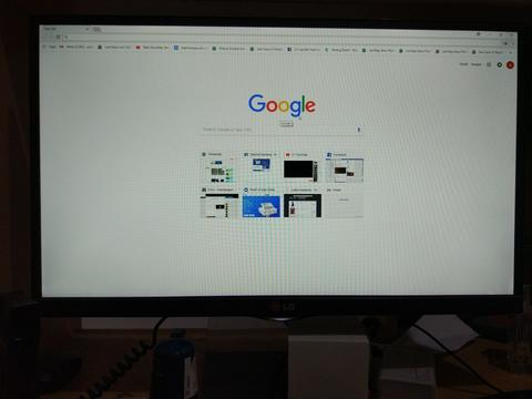 Dijual Monitor LG 23 IPS Panel