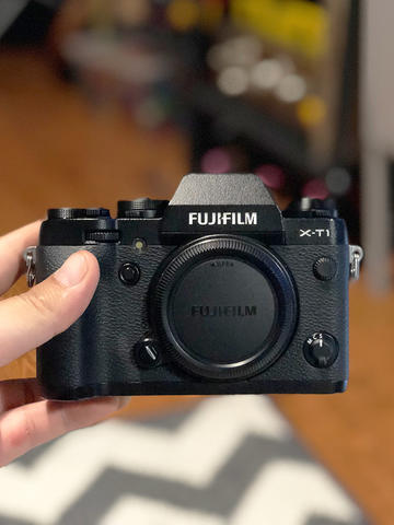 Fuji XT1 Body Only Super Mulus