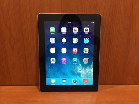 iPad 3 32GB Wifi Only Black Second