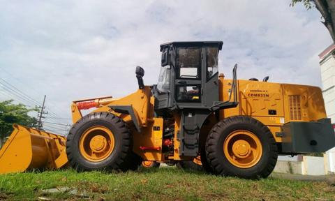 Sale Wheel Loader Lonking CDM816 Murah Kediri