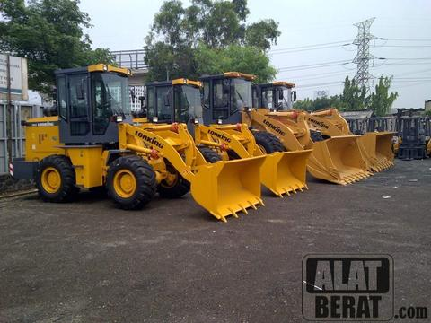 Sale Wheel Loader Lonking LG855 Murah Jombang