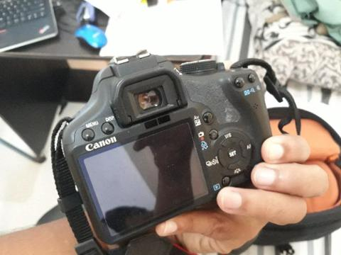 camera canon eos 500d