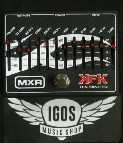 MXR KFK Ten Band Equalizer