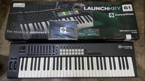 BNIB Novation Launchkey 61