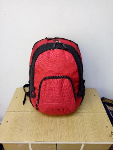 tas ransel Oakley Flak Pack Xl Backpack Redblack