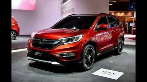 Honda CRV 1,5 Turbo 2018