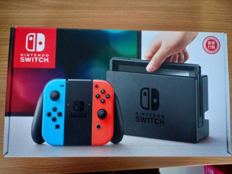 Jual Nintendo Switch