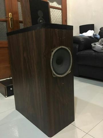 speaker single driver klangfilm, vintage driver