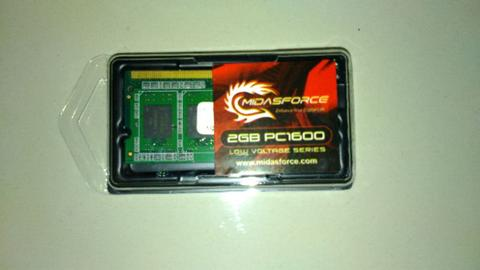 Memory MidasForce 2gb PC1600