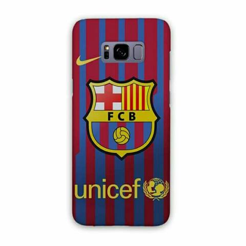 FC Barcelona Wallpaper Samsung Galaxy S8 Plus Custom Hard Case