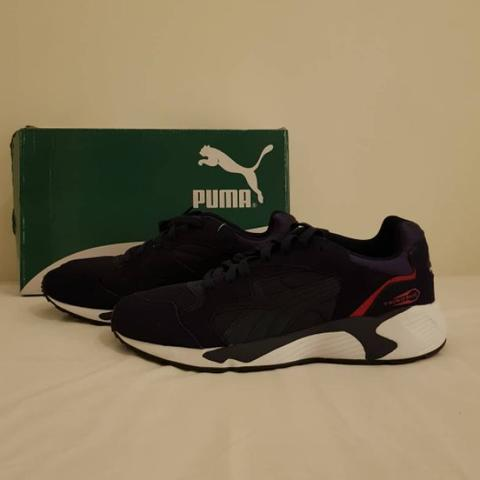 Puma Trinomic Original Baru