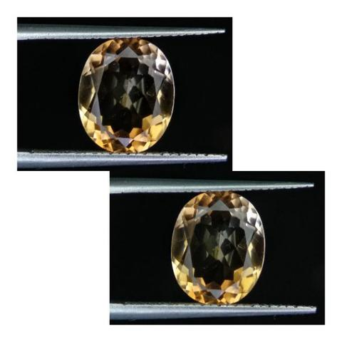 natural sherry topaz kode ST 4.2