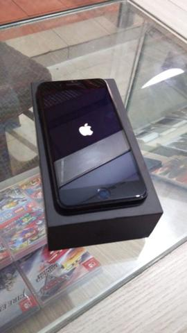 Iphone 7+ jet black 256gb