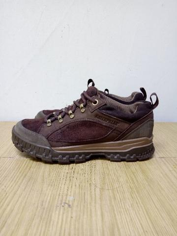 sepatu caterpillar Footwear Mens Evolve Lo Derby Brown Size 41