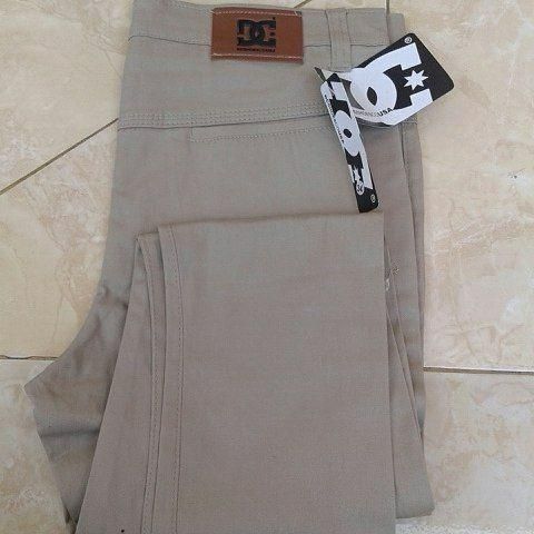 Jual Celana Chino Cino Bahan Cotton Twill