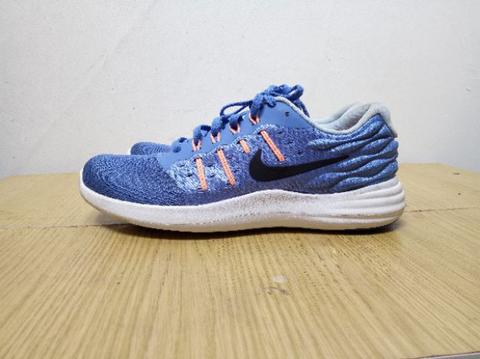 sepatu Nike LUNARSTELOS FLYKNIT Mens and Womens running shoes